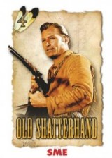 DVD Film - Karel May: Old Shatterhand (papierový obal)