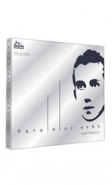 DVD Film - KAREL PETERKA Jr. - Paralelní svět (1cd+1dvd)