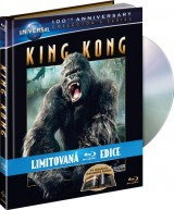 BLU-RAY Film - King Kong (Bluray - digibook)