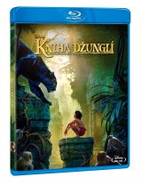 BLU-RAY Film - Kniha džungle