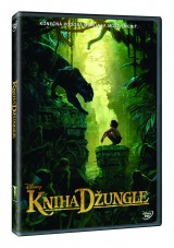 DVD Film - Kniha džungle
