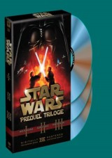 DVD Film - Kolekcia 3DVD Star Wars (I, II, III)