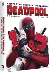 BLU-RAY Film - Kolekcia: Deadpool (2 Bluray)