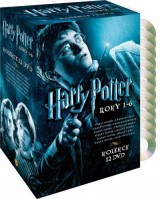 DVD Film - Kolekcia: Harry Potter (1-6)