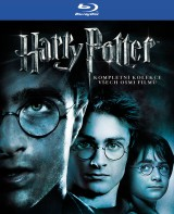 BLU-RAY Film - Kolekcia: Harry Potter (1-7 11 Bluray)