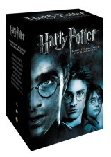 DVD Film - Kolekcia: Harry Potter (1-7 16 DVD)