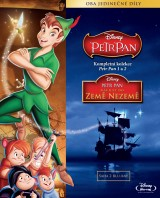 BLU-RAY Film - Kolekcia: Peter Pan