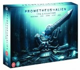 BLU-RAY Film - Kolekcia: Prometheus a Votrelec (9 Bluray)