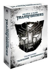 DVD Film - Kolekcia: Transformers: 1 - 3 (3 DVD)