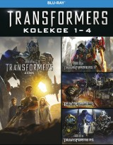 BLU-RAY Film - Kolekcia: Transformers: 1 - 4 (4 Bluray)
