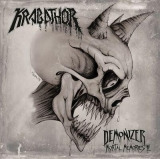 CD - KRABATHOR - DEMONIZER / MORTAL MEMORIES II (3CD+DVD)