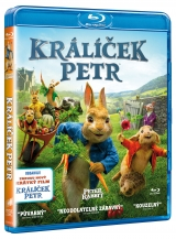 BLU-RAY Film - Králik Peter