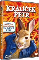 DVD Film - Králik Peter