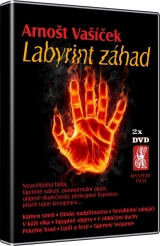DVD Film - Labyrint záhad (2 DVD)