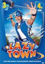 DVD Film - Lazy town DVD IV. (slimbox)