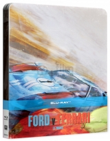 BLU-RAY Film - Le Mans 66 - Steelbook