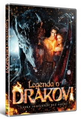 DVD Film - Legenda o drakovi