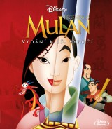 BLU-RAY Film - Legenda o Mulan