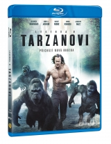 BLU-RAY Film - Legenda o Tarzanovi