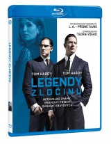 BLU-RAY Film - Legendy zločinu