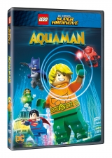 DVD Film - Lego DC Super hrdinovia: Aquaman