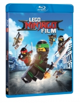 BLU-RAY Film - Lego Ninjago film
