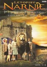 Obrázok - Letopisy Narnie: Plavba Jitřního poutníka 2 DVD 3-4 časť(papierový obal)