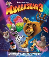 BLU-RAY Film - Madagaskar 3