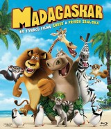 BLU-RAY Film - Madagaskar (Blu-ray)