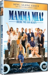 DVD Film - Mamma Mia! Here We Go Again