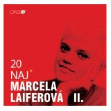 CD - Marcela Laiferová - 20 NAJ II (1CD JEWEL BOX)