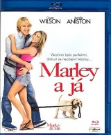 BLU-RAY Film - Marley a ja (Blu-ray)