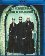BLU-RAY Film - Matrix Reloaded