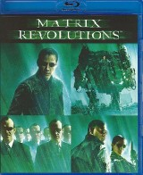 BLU-RAY Film - Matrix Revolutions
