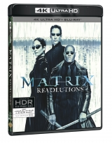 BLU-RAY Film - Matrix Revolutions (UHD+BD + bonus disk)