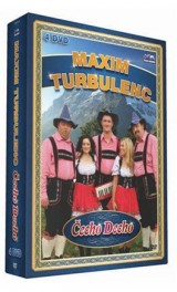DVD Film - Maxim Turbulenc 4DVD