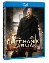 BLU-RAY Film - Mechanik zabiják