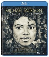 BLU-RAY Film - Michael Jackson: Život legendy (Bluray)