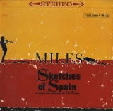 LP - Miles David: Sketches of Spain