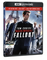 BLU-RAY Film - Mission: Impossible - Fallout 3BD (UHD+BD+bonus disk)