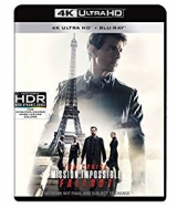 BLU-RAY Film - Mission: Impossible - Fallout (UHD+BD)