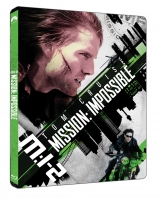 BLU-RAY Film - Mission: Impossible II (UHD+BD) Steelbook