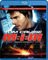 BLU-RAY Film - Mission: Impossible III.