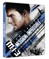 BLU-RAY Film - Mission: Impossible III. (UHD+BD) Steelbook