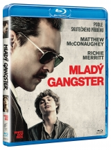 BLU-RAY Film - Mladý gangster