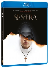 BLU-RAY Film - Mníška