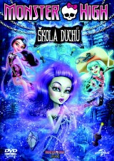 DVD Film - Monster High: Škola duchov