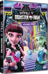 DVD Film - Monster High: Vitaj v Monster High