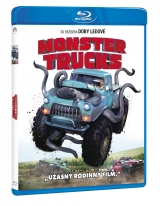 BLU-RAY Film - Monster Trucks