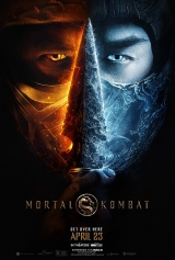 BLU-RAY Film - Mortal Kombat (UHD+BD)